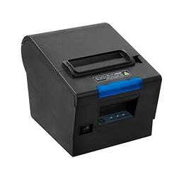 MUNBYN 3'1/8 80mm Thermal Receipt POS Printer With USB Seria