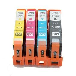 4 PK Compatible For HP 902XL 902 Ink Cartridges HP OfficeJet