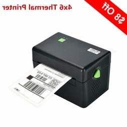 4 x 6 thermal shipping label barcode