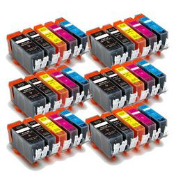 40 Pack Printer Ink Cartridges for 225 226 CANON MX892 MG532