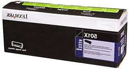 Lexmark 50F1X00 Extra High Yield Return Program Toner