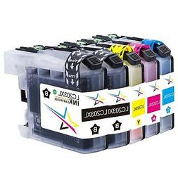 5x LC203 XL Ink Cartridge for Brother MFC-J485dw MFC-J5720DW