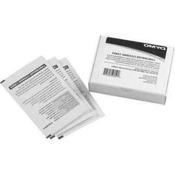 DYMO Cleaning Card for LabelWriter Label Printers, 10-Pack