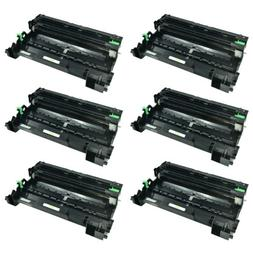 6PK High Yield Black DR-720 For Brother DR720 Drum HL-6180DW