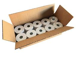 "NCR 997375 55g Sealed Thermal Paper Rolls 3 1/8"" x 230'"