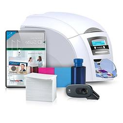 AlphaCard Enduro3e Duo Complete Dual Sided ID Card Printer S