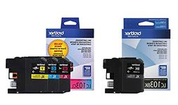 Brother LC103 Ink Cartridge  in Retail Packaging