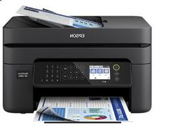 Epson WorkForce WF-2630 Wireless Business AIO Color Inkjet,