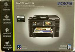 Epson WorkForce WF-3640 Wireless Color All-in-One Inkjet Pri