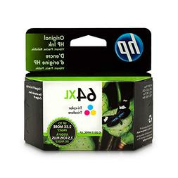 HP - 64XL High-Yield Ink Cartridge