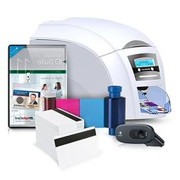 Magicard Enduro3e Complete Photo ID Card Printer System with