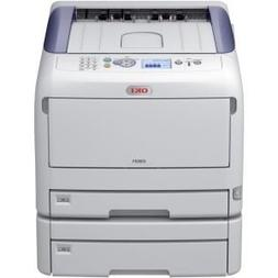 Oki Data C831dn Color Digital Printer Series , 120V