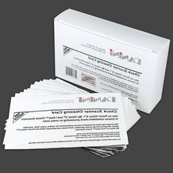 Panini Check Scanner Cleaning Cards featuring Waffletechnolo