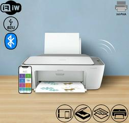 HP All-in-One Wireless Printer Thermal Inkjet Copy Scan WiFi