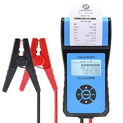 Battery Tester TOPDON AB201 Automotive battery Analyzer with