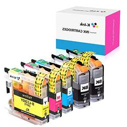 K-Ink Compatible Ink Cartridge Replacement for Brother LC203