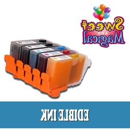 Canon compatible Edible ink 5 pack PGI.225/226 for edible pr