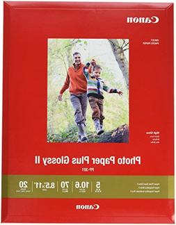"SEALED Canon Photo Paper Glossy 8.5""x11"" 40 sheets  for Inkj"