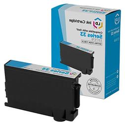 Compatible Dell 331-7378 / 8DNKH  Extra High Yield Cyan Ink