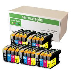 Inkjetcorner 20 Pack Compatible Ink Cartridges Replacement f