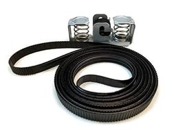 "BORACELL Compatible Q6659-60175 Carriage Belt 44""+Tensioner"