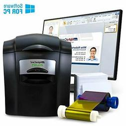 Complete AlphaCard ID Card Printer