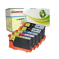 ink4work Set of 5 pack Comptible Lexmark 150XL Ink Cartridge