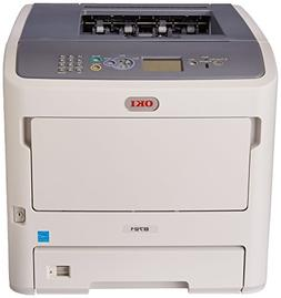 Oki Data B721dn Digital Mono Printer , 120V,