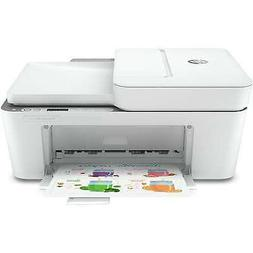 HP - DeskJet Plus 4155 Wireless All-In-One Instant Ink-Ready