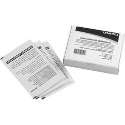 Dymo Cleaning Cards