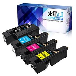 LxTek Compatible Toner Cartridge Replacement for Dell E525W
