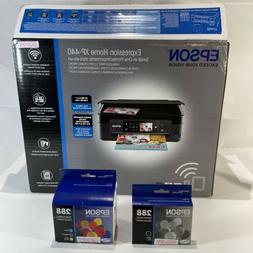 Epson Expression Home XP-440 Small-in-One Printer Open Box