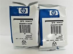 Genuine HP 60 Ink Cartridge Combo for HP 2680 C4650 F4580 Pr
