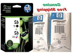 HP 65 / 65 BLACK & TRI-COLOR NEW GENUINE COMBO INK CARTRIDGE