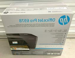 HP Officejet Pro 6978 Inkjet Multifunction Printer - Color -