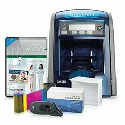 Datacard ID Card Printer System with AlphaCard ID Suite Ligh