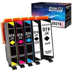 Uniwork Remanufactured Ink Cartridge Replacement for Epson 4