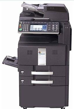 Kyocera TASKalfa 552ci Color Copier Printer Scanner All-in-O
