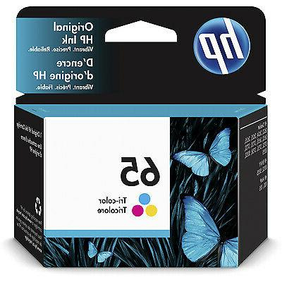 Hp - 65 Ink Cartridge - Multicolor