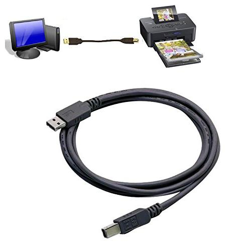 Canon All-in-One with + Set of Tanks Cable Sample 2 Gentle