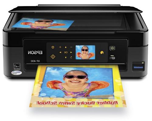 Epson Expression Home XP-400 Wireless All-in-One Color Inkje