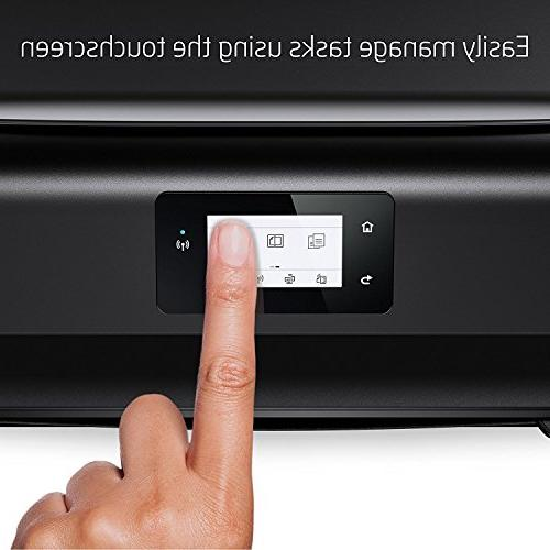 HP 5055 All-in-One Printer, HP Instant Ink & Dash