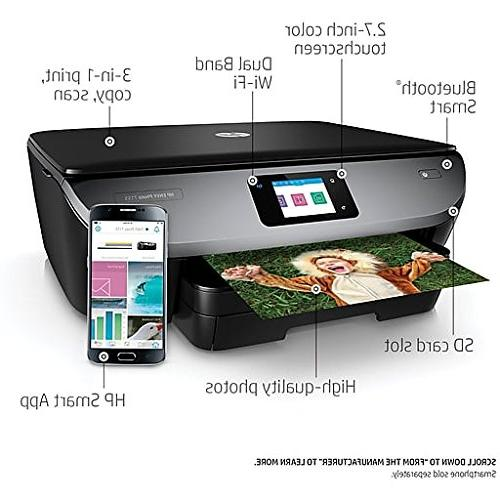 HP Photo All-in-One with WiFi and Mobile