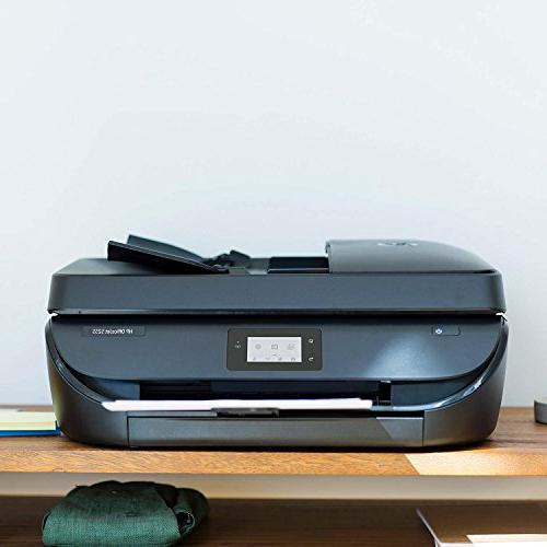 HP 5255 All-in-One Ink Replenishment