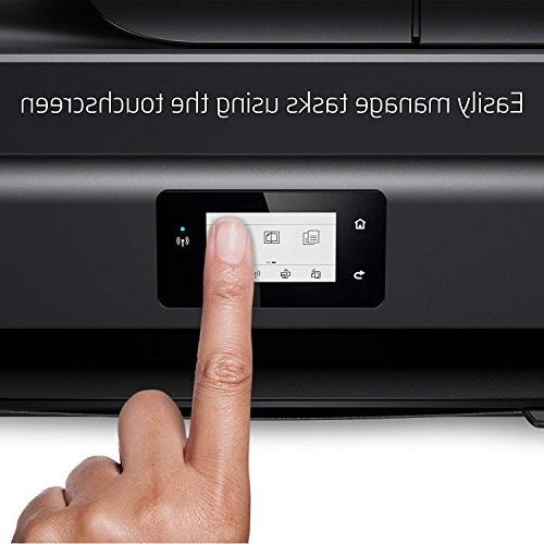 HP Wireless All-in-One Printer, Ink & Replenishment