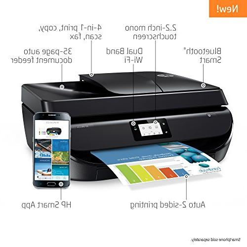 HP OfficeJet 5255 All-in-One HP Ink Replenishment