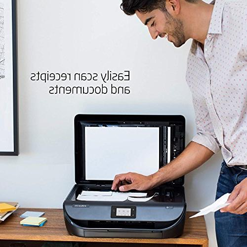 HP OfficeJet 5255 All-in-One Printer, HP Ink Replenishment Ready