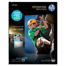 Hewlett-Packard HEWQ8690A Photo Paper Glossy5 in. x 7 in.60S
