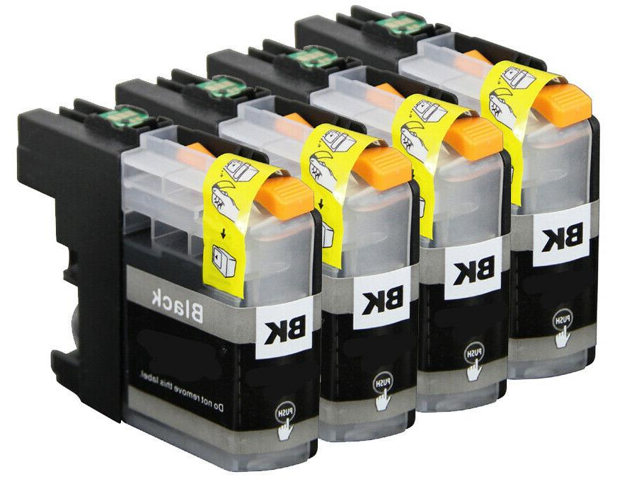 black printer ink cartridge for lc203xl brother