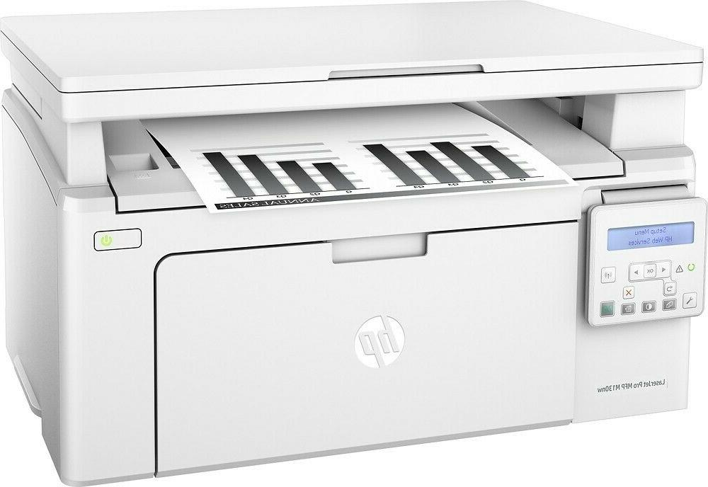 Brand HP Pro All-in-One Laser